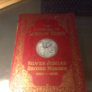 The Illustrated London News Silver Jubilee Record Number 1910 -