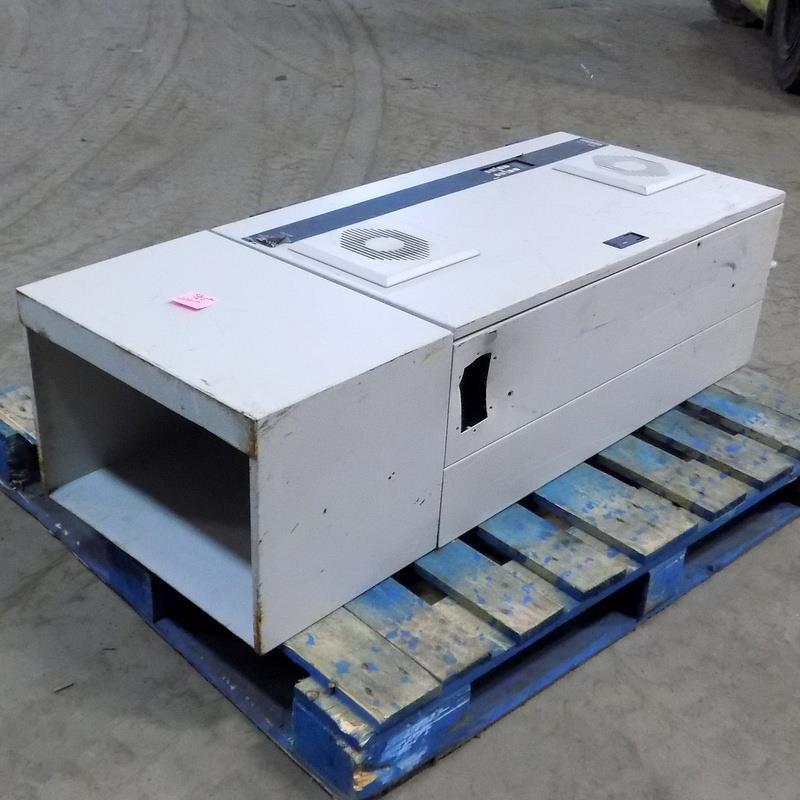 GRAHAM DANFOSS 100HP AC DRIVE VLT 3600
