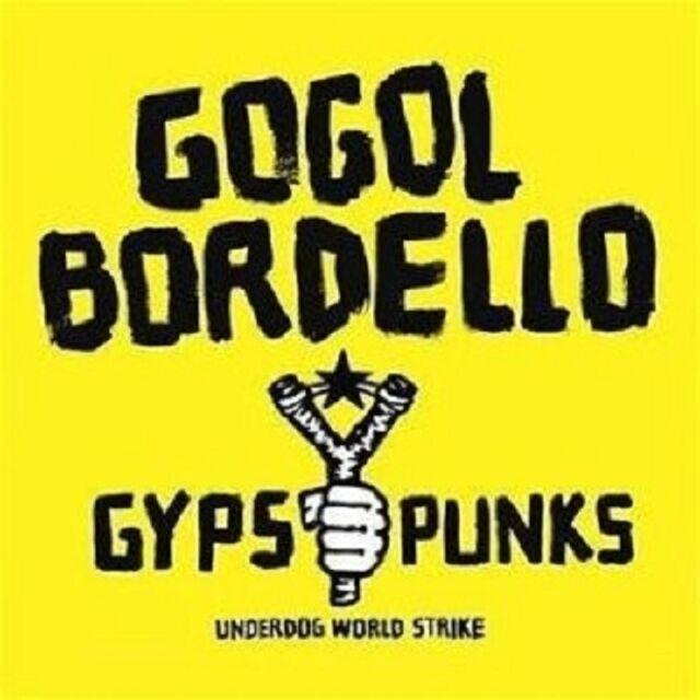 Gogol Bordello - Gypsy Punks Underdog World Strike  CD ALTERNATIVE ROCK Neuware