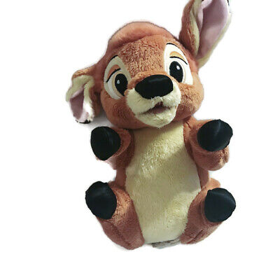 """Disney Babies Bambi Deer Plush Stuffed Toy Animal Soft No Blanket 10"""""""