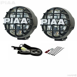 "PIAA 4"" 510 SMR Fog XTreme White Plus Halogen Lamp Kit (#5190)"