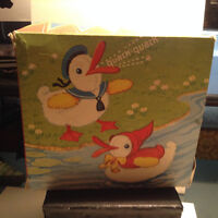 5 m West Germany Toys Duck in Box