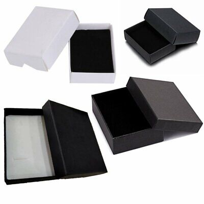 Wholesale Women Jewelry Case Packing Gift Boxes For Earrings Necklace Bracelet ()