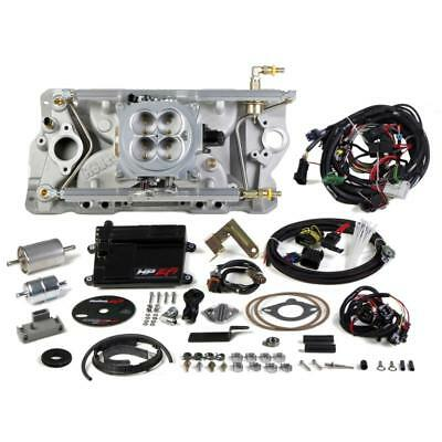 Holley 550-810 Multi-Point Fuel Injection System; HP EFI 1000cfm for Chevy SBC