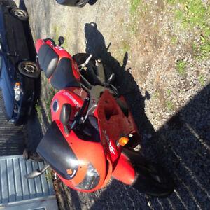 98 Kawasaki ninja zx6r