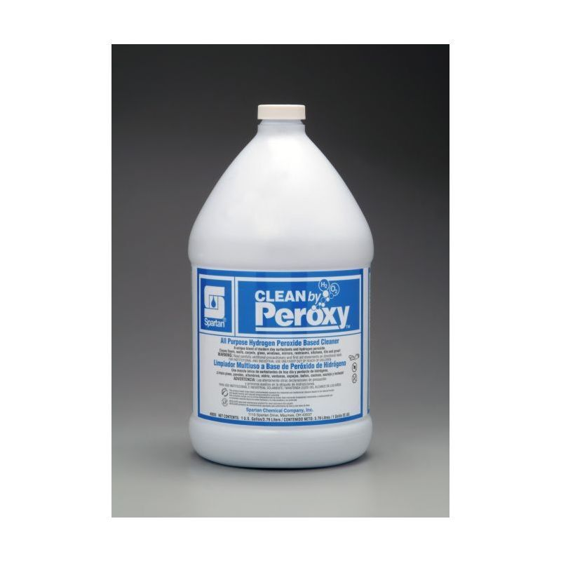 Spartan Clean by Peroxy All-Purpose Cleaner, Gallons, 4 Per Case