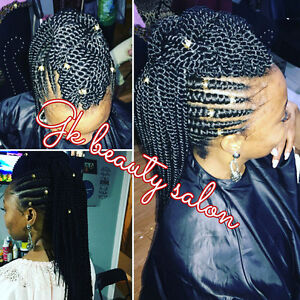 Beauty salon brampton 905-230-6663 (braids,weave, crochet etc)