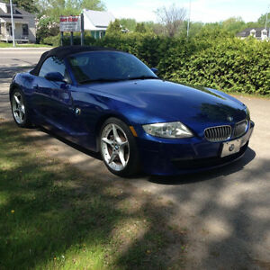 SUCCESSION 2007 BMW Z4 SI Cabriolet