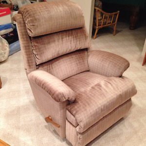 Genuine LazyBoy Recliner
