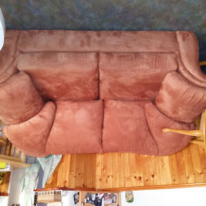 Beautiful Loveseat/Cover