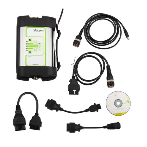 NEW DIAGNOSTIC TOOL COMMUNICATION UNIT PTT 1.12 -VOLVO/RENAULT/UD/MACK 88890300