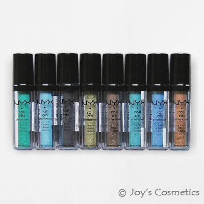 3 NYX Roll On Eye Shimmer - RES