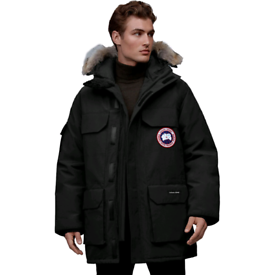 New Authentic, with tags, Canada Goose Expedition Parka(Medium)