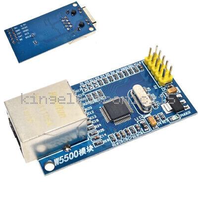 New W5500 Ethernet Network Module Tcpip 51stm32 Spi Interface For Arduino