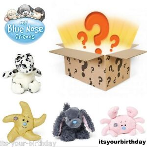Me To You My Blue Nose Friends June 2013 Set Plus FREE MYSTERY GIFT