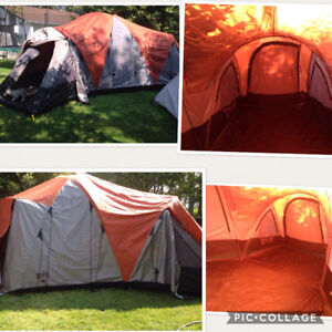 Family sized Roots tent