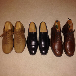 Brand New Cole Haan 2 Pair Shoes and Bostonian 1 Pair Boots Kitchener / Waterloo Kitchener Area image 1
