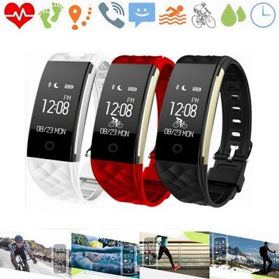 S2 Waterproof Smart Watch Fitness Tracker Heart Rate Monitor For Ios Android Us