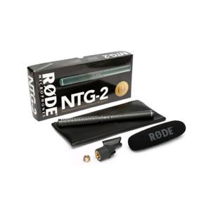 Rode NTG-2 shotgun mic