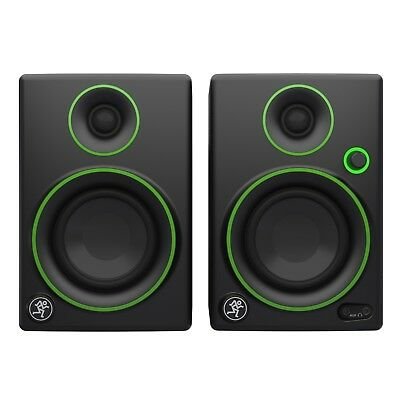 Mackie CR4 Studio Monitors (Pair) Active Speakers