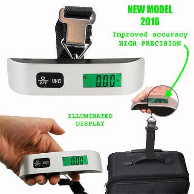 Weight Digital Portable Luggage travel bag Hanging / BILANCIA PESA BAGAGLI 2016