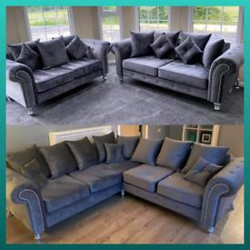 Brand New luxury Corner Sofa Cash on delivery