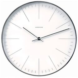 Junghans Max Bill Small Wall Clock | Lines