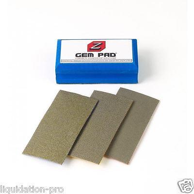 New Z Gem Pad Concrete Countertop Diamond Hand Sanding Solutions Counterform