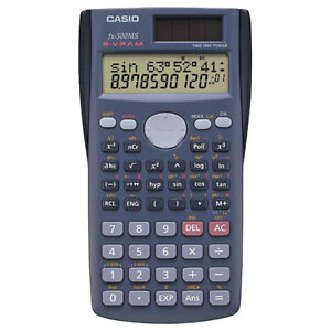 Casio Calculator fx-300MS