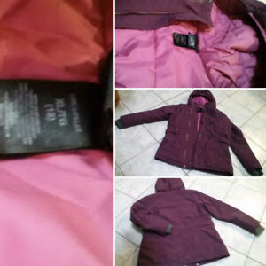 North Face Girls Winter Jacket Size XL 18