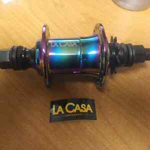 La Casa rear hub-freecoaster