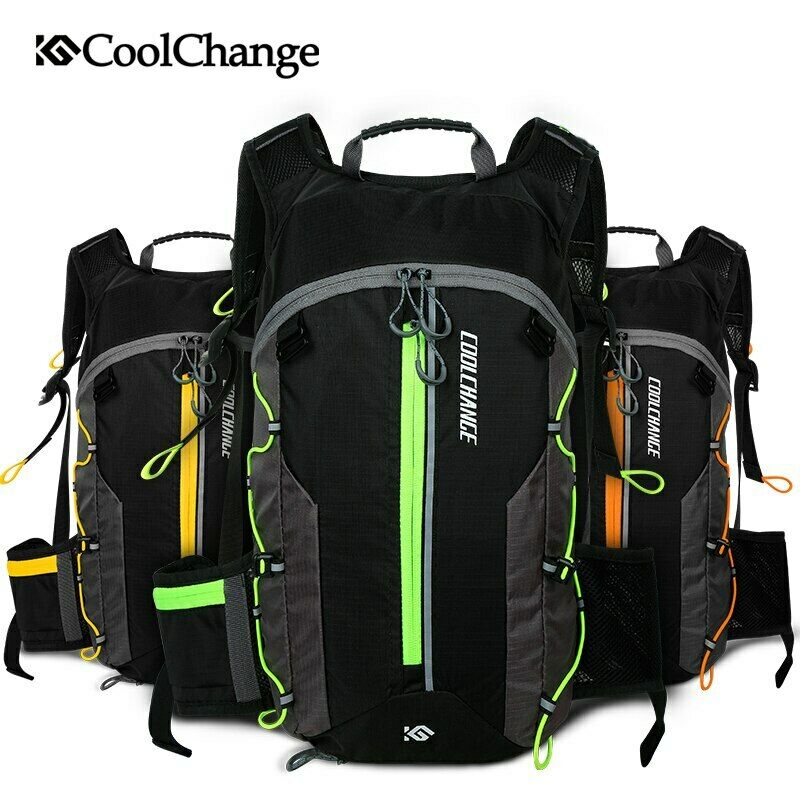 Bike Bag Outdoor Sports Cycling Bag Portable Travel Package Bicycle Backpack Camping & Hiking
