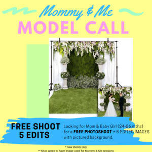 Model Call - Free Mommy & Me Photography