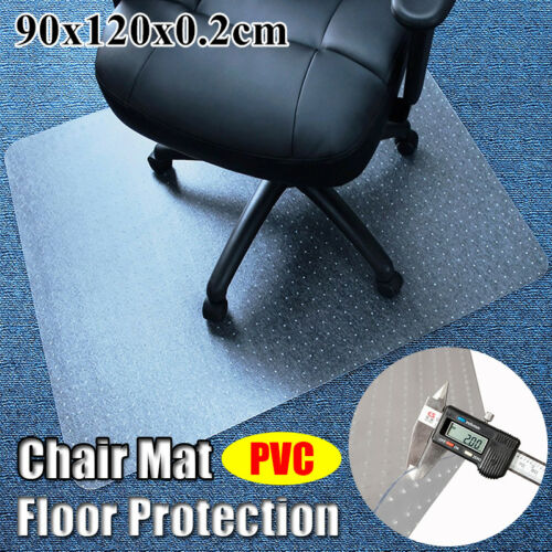rectangle chair mat carpet wood floor protection