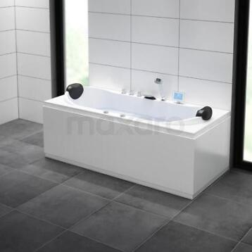 Whirlpool bad Atlantic, Water en luchtmassage, 180 x 80 cm