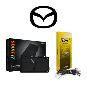 Remote Starter Plug and Play for Mazda!