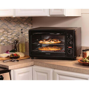 Hamilton Beach 31121A Large Capacity Countertop Oven with Convec