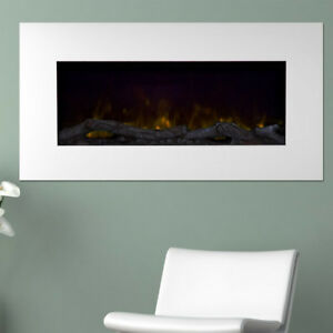 Bedfo LED Wall Mounted Electric Fireplace