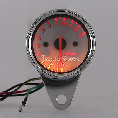 Motorcycle Backlight Led Tachometer For Harley Softail Heritage Classic Springer