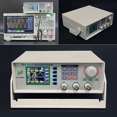 Dds Function Signal Generator Frequency Counter Sinetrianglesquaresawtooth Wa