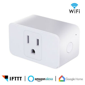 Brand New Wifi Smart Socket Work with Amazon Alexa Google Assist