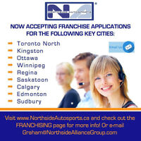 Ottawa/Hull Automotive Parts, Accessories & Detailing Franchise