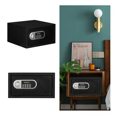 Electronic Digital Home 17 Security Office Money Jewelry Gun Keypad Safe Box