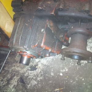 transfert case ,cardans et driving shaft k2500