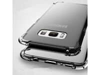 Transparent Case Clear Case For Samsung Galaxy S20 S20+ Plus Note S10 Silicone Phone Cover