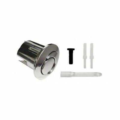 Pulsador doble corto D2D con varilla roscada ROCA AH0001800R