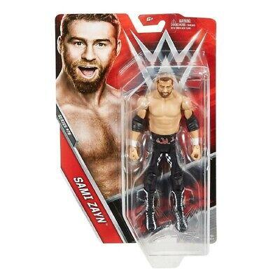 WWE Basic Wrestling Action Figure Sami Zayn Mattel