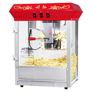 8oz Home Popcorn Machine 1350W