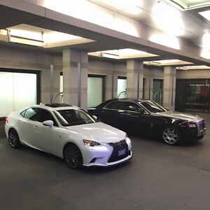 2014 Lexus IS250 F-Sport Lease Takeover