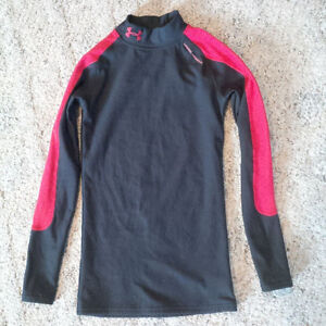 Under Armour Cold Gear top - Youth Medium